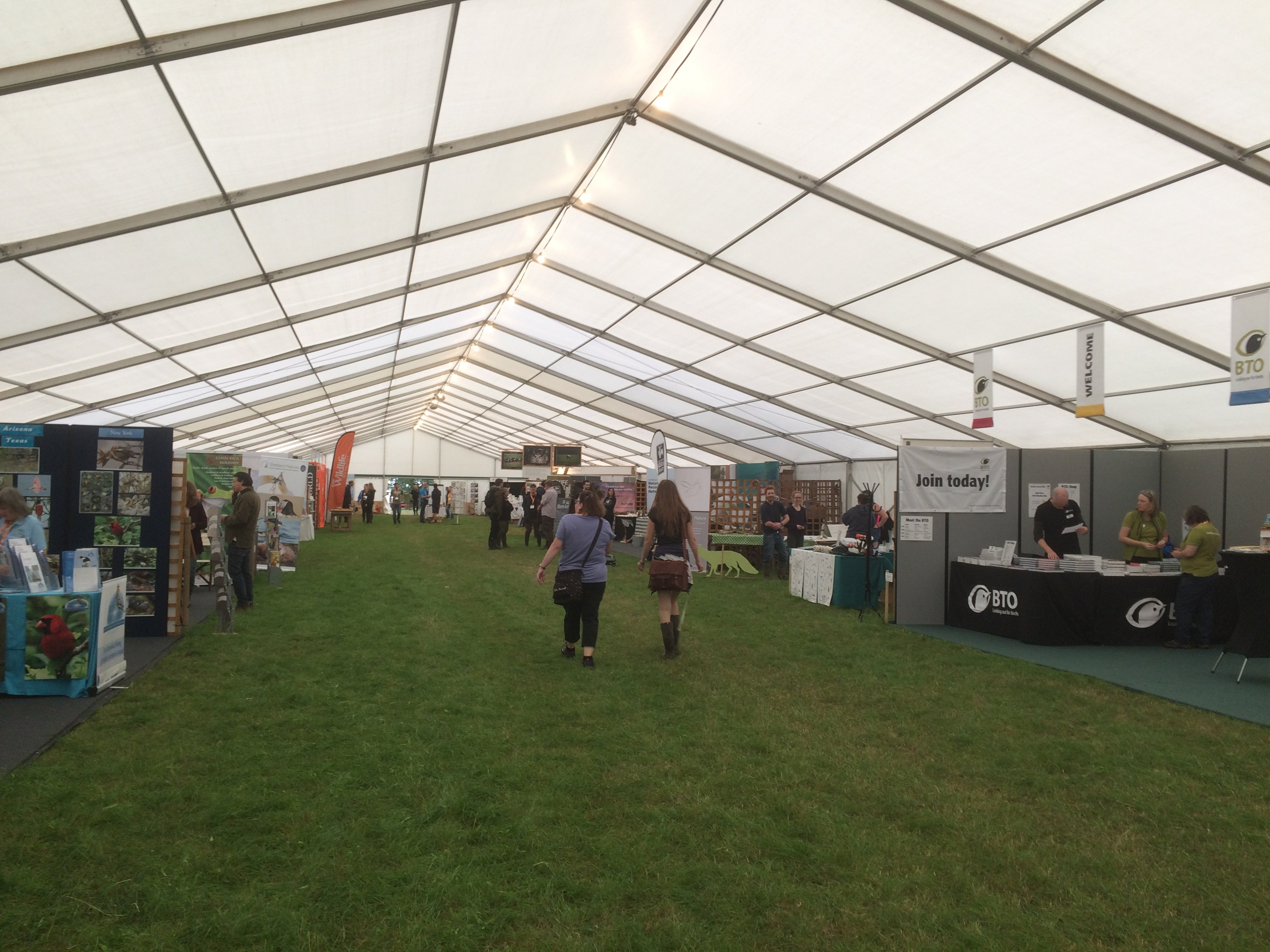 Birdwatching Fair = Birdfair 2019